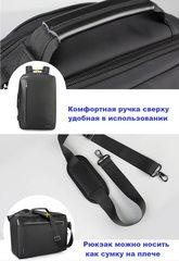 Рюкзак трансформер Tigernu T-B3639