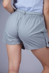 Юбка-шорты с карманами недорого