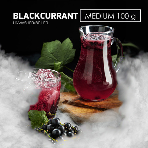 Табак Dark Side 100 г MEDIUM Blackcurrant