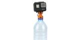 Крепление-пробка SP Bottle Mount на бутылке с камерой