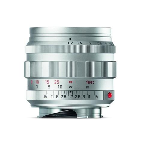 Leica Noctilux-M 50 f/1.2 ASPH Silver