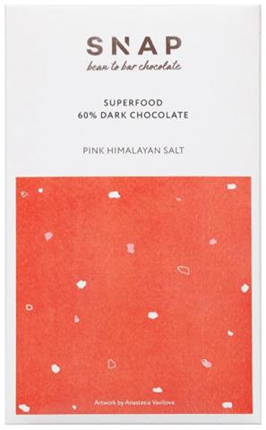 Шоколад SNAP Pink Himalayan Salt