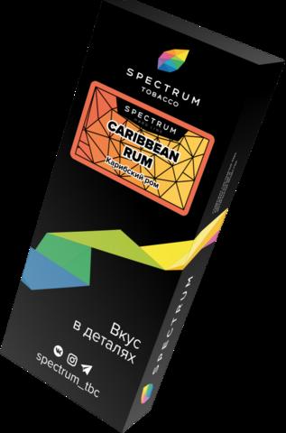 Табак Spectrum Hard Line Caribbean Rum (Карибский Ром) 100г