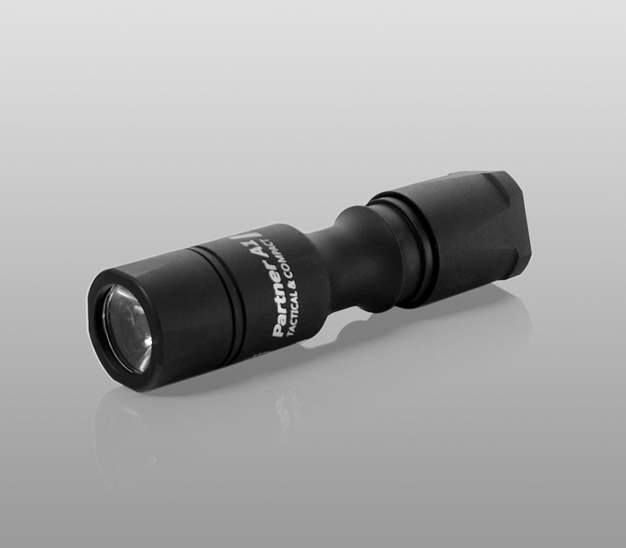 Тактический фонарь Armytek Partner A1 (тёплый свет) - фото 1