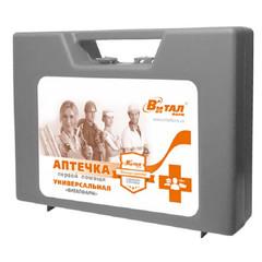 Аптечка универсальная пласт.чемодан (2-7 чел.) тип20(50186)