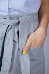 Юбка-шорты с карманами надя