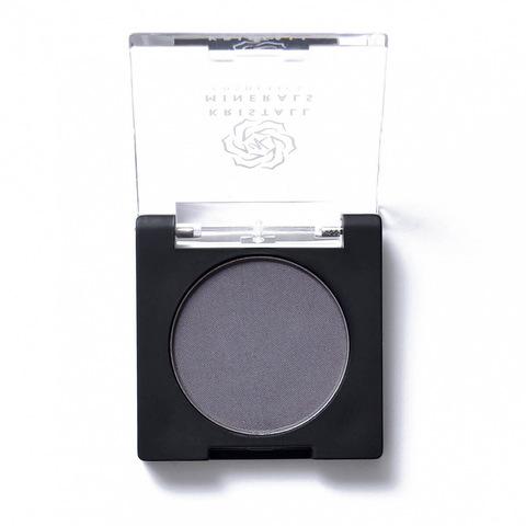 Тени для бровей С404 Черно-коричневый 1.7г (Kristall Minerals Cosmetics)