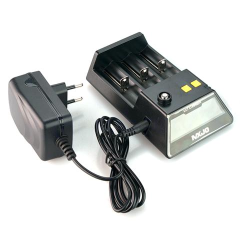 Зарядное устройство MXJO CC1 3 слота +eGo