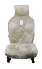 Накидка из натурального меха (Мутон, цельная шкура, Россия)