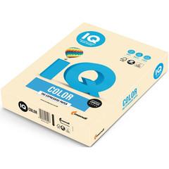 Бумага цветная для офисной техники IQ Color кремовая CR20 (А4, 80 г/кв.м, 500 листов)