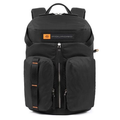 Рюкзак унисекс Piquadro Bios (CA5038BIO/N) черный нейлон