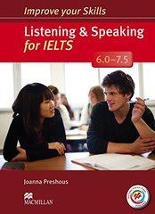 Improve Your Skills IELTS 6-7.5 List&Speak SB W/Out Key +MPO