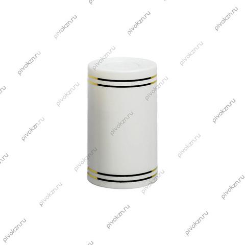 Колпачок Гуала 58 мм, белый, 10 шт