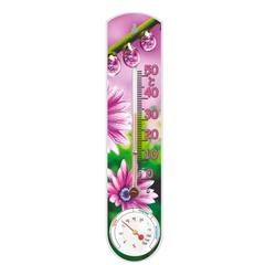 Комнатный термогигрометр.