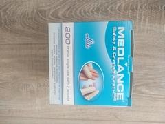 Ланцет Медланс плюс Лайт 1,5 мм (Medlance plus Lite 1.5 mm) для капиллярного забора крови №200 /HTL-Strefa. Inc., Польша/ В НАЛИЧИИ