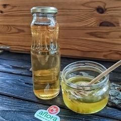 Уксус яблочный на меду, 500 мл