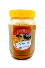 Мёд Царский дягилевый 1кг