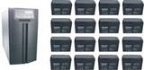 ИБП 10 кВА для дома на 15 часов* автономной работы с усиленным зарядным устройством 8А - фотография