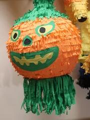 Пиньята Halloween Голова тыквы