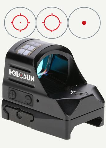 Holosun Open Reflex micro HS507C V2