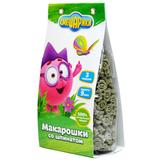 Макарошки со Шпинатом СМЕШАРИКИ 250 гр
