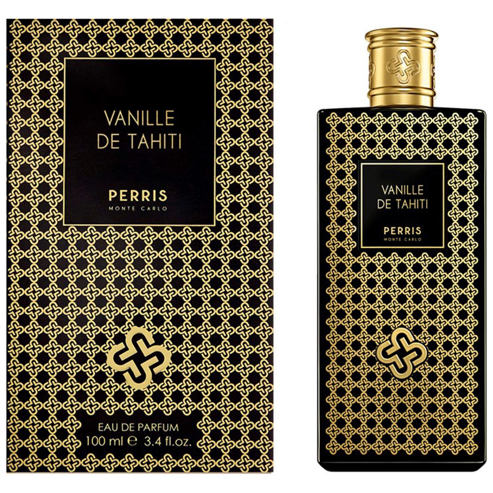 Perris Monte Carlo Vanille de Tahiti EDP