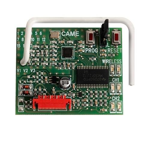 RIOCN8WS- Встраиваемая плата радиоканала для беспроводных устройств системы RIO v2.0 Came