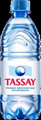 """Вода """"Tassay"""" питьевая негазированная 0,5л"""