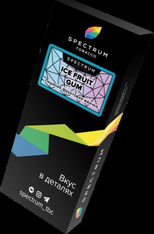 Табак Spectrum Hard Line Ice Fruit Gum (Ледяная Фруктовая Жвачка) 100г