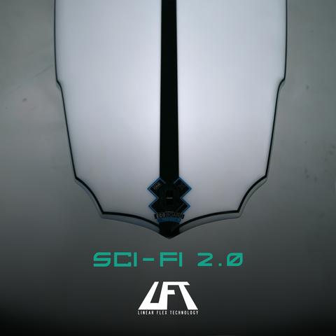 SLATER DESIGNS Sci-Fi 2.0 LFT 6'4