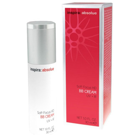 INSPIRA Absolue: ВВ-крем для лица, выравнивающий цвет кожи, с солнцезащитным эффектом (Cream HD Soft Focus)
