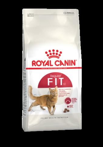 Royal Canin Fit 32 сухой корм для взрослых кошек 400 г