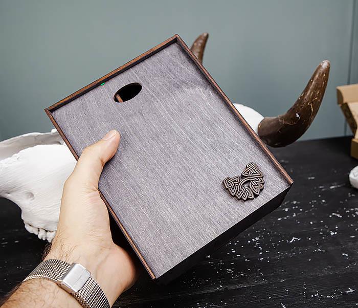 Мужской подарочный набор средств для ухода за бородой, волосами и телом фото 07