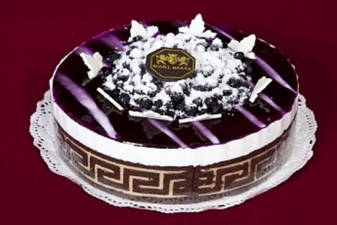 Торт Черничный ИП Базылева Е.Н. 1кг