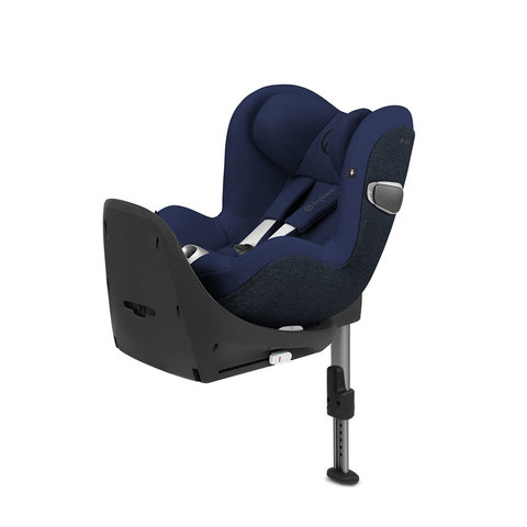 Автокресло Cybex Sirona Z i-Size Plus Midnight Blue + Base Z