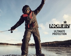 Костюм рыболовный Norfin EXTREME 5, размер XXXL