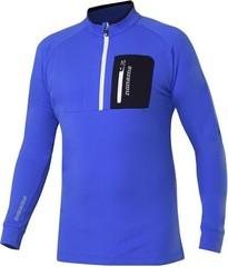 Флисовый джемпер Noname Thermo Blue 18 UX