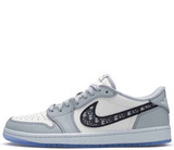 Кроссовки Nike Air Jordan 1 Retro Dior Low