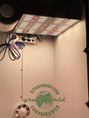 В120хД60хШ60 ГроуБокс Quantum FR + IR + UV 120W LED SILENT
