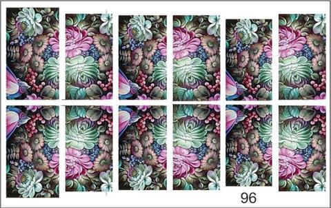Слайдер наклейки Photonailart №96 купить за 80руб