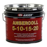 Ansercoll 5-10-15-20 5,5 кг однокомпонентный каучуковый клей для фанеры и паркета Анцер-Польша