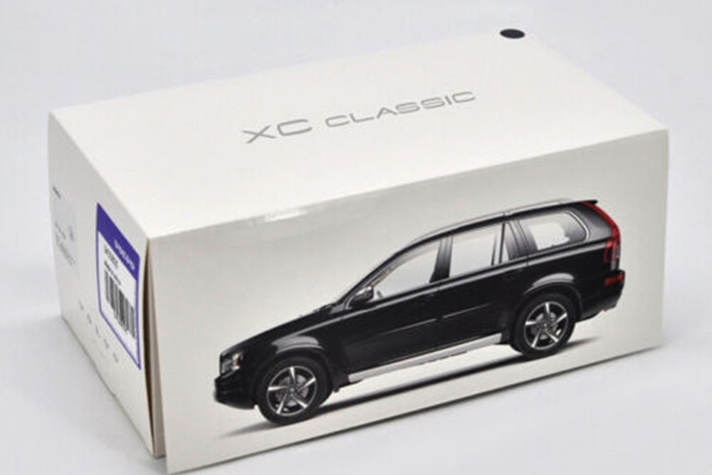 Коллекционная модель VOLVO XC90 2012 BROWN