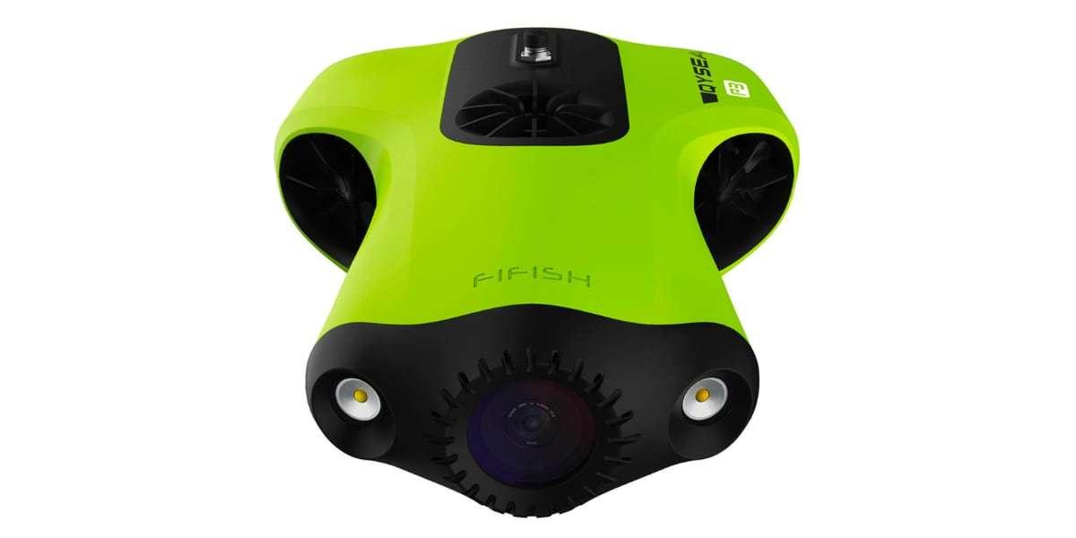 Подводный дрон FIFISH P3