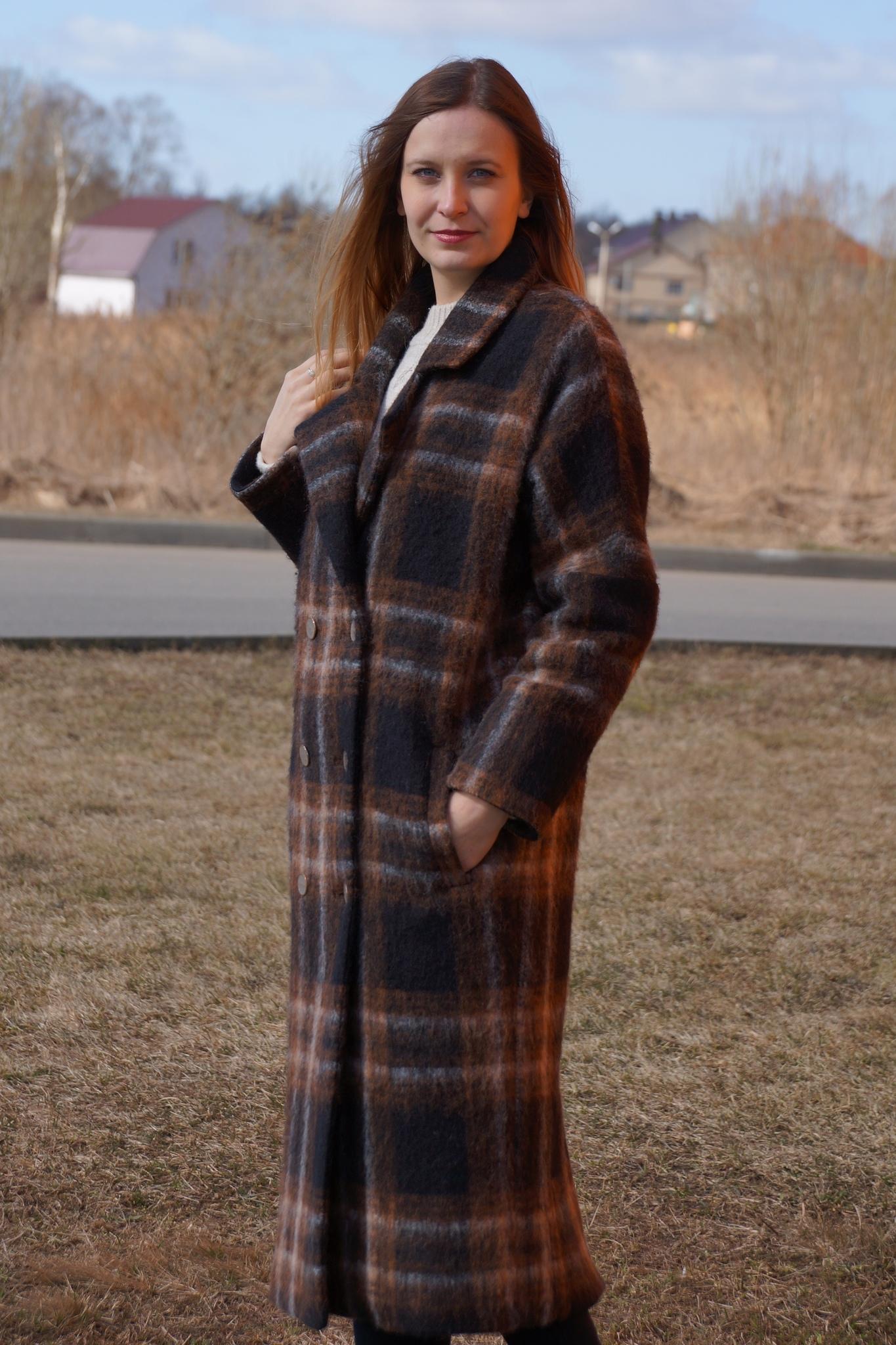 Пальто утепленное женское Natiso