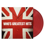 The Who / Greatest Hits (Coloured Vinyl)(LP)