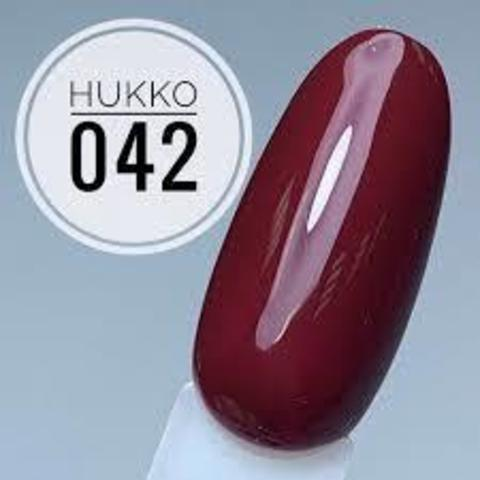 Гель Лак  Hukko Professional 042