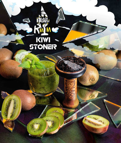 Табак Black Burn KiwiStoner (Киви Смузи) 200г