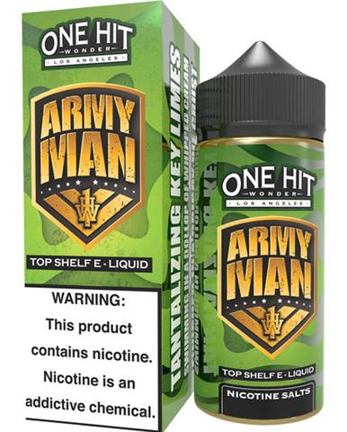 Жидкость One Hit Wonder 100 мл Army Man