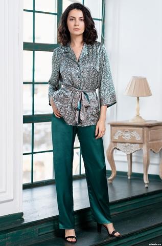 Комплект женский 3 предмета с брюками Mia-Amore  VALERY Валери 8986