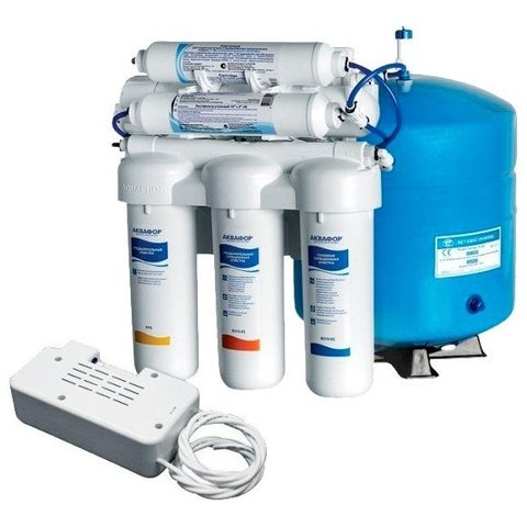 Водоочиститель Аквафор-ОСМО исполнение Аквафор-ОСМО-050-5-ПН с блоком питания арт.и6539